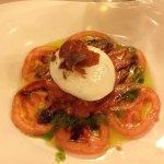 Tomates mozzarella sublime
