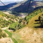 Riding Down to Aspen