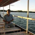 Travessia para Ilha do Rodeadouro