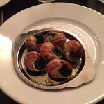 Escargot - starters menu (Highly Recommended)