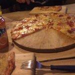Familie pizza!