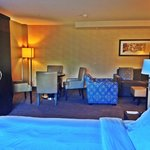 Suite with king bed