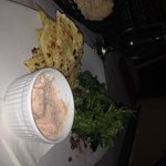 Wow! smoked trout dip!