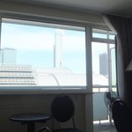 大きな窓ガラス