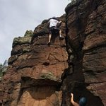 real nice climbing
