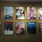 Magazine covers from all the decades!