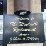 Windmill Restaurant Foto