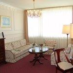 Suite, Wohnzimmer