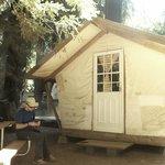 Tent Cabin #4