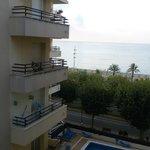 Вид с моего балкона