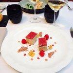 Foie gras exceptionnel!