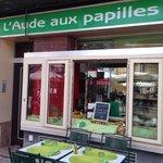 Photo de L'Aude aux papilles
