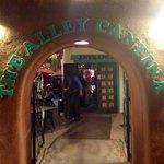 Entrance to a fun evening