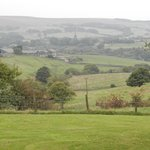 Zicht op Chapeltown Turton Lancashire