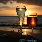 Drinks on the Beach