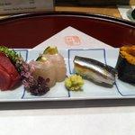 Sushi/Sushimi