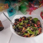 Our popular Black Rice Salad