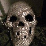 Lampe im Lady Gaga Zimmer
