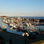 Bridlington's beautiful working harbour