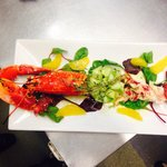 Our lobster summer salad