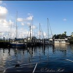 Boats Ramp in Apalachicola
