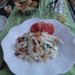 salade de poulet cesar