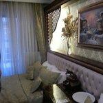 Room on second floor..
