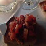 Bruschetta was good!