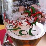 mi cerveza favorita de bélgica