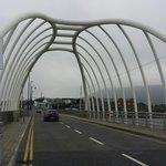 Bridge into Achill Island