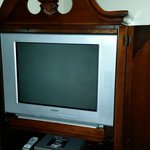 Old-style TV