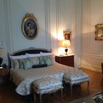 Another beautiful room at Chateau Les Crayeres