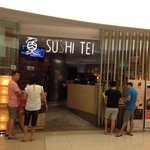 Sushi tei at central park mall