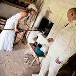 Свадьба по старым традициям