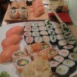 Bilde fra Aiko Running Sushi