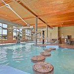 Indoor Heated Pool and Playland