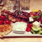 Mixed grill  Simply delicious