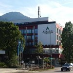 Avalon Hotel Bad Reichenhall Foto
