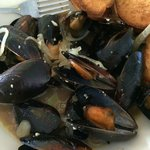 Thursday? It must be Drunken Mussels!