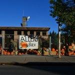 Pumpkin patch nearby
