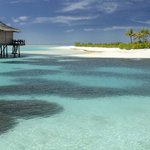 Ocean Access from Over Water Bungalow