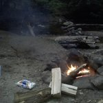 not too old for marshmallows roasted over a campfire : )