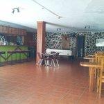 inside bar/cafe