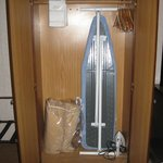 closet, iron