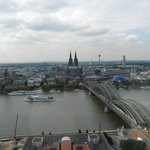 Taken from the Cologne Tower