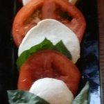 Tomato Mozzarella salas
