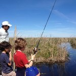 The pleasure of fishing with Juan Pablo