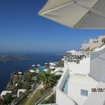 Vista desde el balcon del Studio Standard
