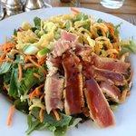 Ahi Salad - delicious