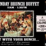 Sunday Brunch Buffet